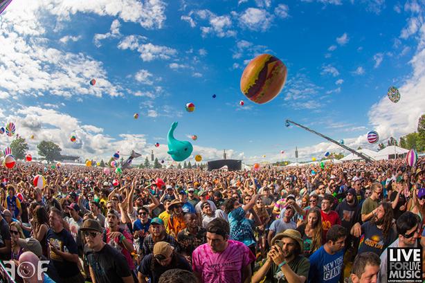 Phish Magnaball Festival