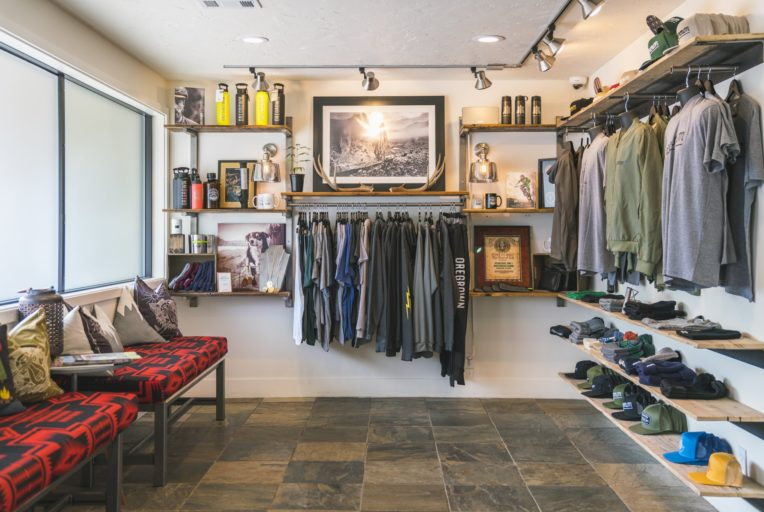 Oregrown flagship store in Bend, Oregon, Aviv Hadar