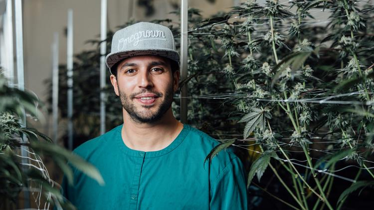 Aviv Hadar Founder and CEO of Oregrown